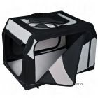 Trixie Travel Kennel Vario - Size M: 76 x 48 x 51 cm (LxWxH)