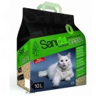 Sanicat Professional Multipet Green - Economy Pack: 3 x 10 l