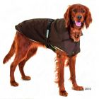 Dog Coat No Limits Brown - 60 cm back length