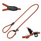 Hunter Retriever Slip Lead - 170 cm - terracotta