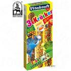 Vitakraft Cracker Sticks 3-pack - Kiwi/Fig/Banana