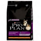 Pro Plan Performance Original Chicken & Rice - Economy Pack: 2 x 14 kg
