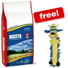 Bozita Large Pack + Bozita Viking Free! - Sensitive Lamb & Rice 21/11 (12.5 kg)