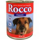 Rocco Classic 6 x 800 g - Beef  with Game
