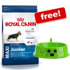 Large Bags Royal Canin Size + zooplus Dog Bowl Free! - Medium Junior (15 kg)