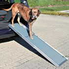 Telescopic Dog Ramp Petwalk - Size: approx. 100 - 183 x 46 cm (L x W)
