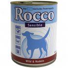 Rocco Sensible 6 x 800 g - Turkey & Potatoes