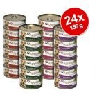 Applaws Dog Food Variety Savings Pack 24 x 156 g - Pure Chicken Mix