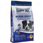 Happy Dog Supreme Medium Junior 25 - 4 kg
