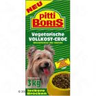Pitti Boris Vegetarian Complete Meal - 15 kg - Dog Supplies
