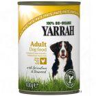 Yarrah Pat Chicken with Spirulina & Seaweed in Sauce - Saver Pack: 24 x 400 g