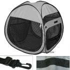Dog Tent Cala - Size M: 58.4 x 58.4 x 66 cm (L x W x H)