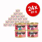Cosma Thai in Jelly 24 x 85 g Savings Pack - Tuna with Crab Meat