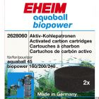 Eheim Activated Carbon Cartridge Aquaball - 2208 - 2212