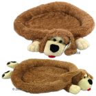 Cozy Doggy Dog Bed - 80 x 60 x 8 cm (L x W x H)