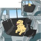 Allside Dog Car Seat Cover - Dimensions: 145 x 140 cm