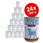 Rocco Sensible Value Pack 24 x 400 g - Chicken & Potatoes