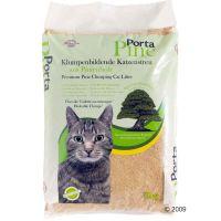 Porta Pine Pijnboomhout kattenbakvulling - - 8 kg