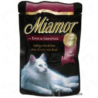 Miamor Ragout Royal in saus 22 x 100 g - - kip & gevogel