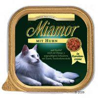 Miamor Vital Balance 12 x 100 g - - Huhn in Karottensauce