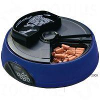 Voederautomaat CALL-O-MATIC - - blauw / zwart