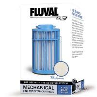 Fluval G voorfilter fijn - - voor Fluval G 6