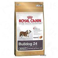 Royal Canin Breed Bulldog 24 Adult - - 12 kg