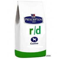 Hill´s Prescription Diet Canine - R/D - - 12 kg