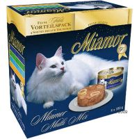Multipak Miamor Fijne Filets 8 x 100 g - - Tonijnspecial