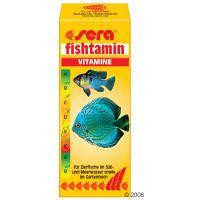 Sera Fishtamin Vitaminen - - 15 ml