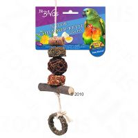 JR Birds Natuur-Snoepketting - - groot