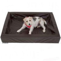 De hygiënische hondenmand, tabac - - L 120 x B 100 cm