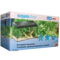 MP Aquastar 60 Aquariumset - - MP Aquastar 60, zwart, zo
