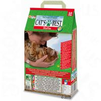 Cat's Best Eco Plus kattengrit - - 10 l (ca. 4,5 kg)
