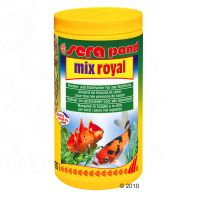 Sera Pond Mix Royal vijvervisvoer - - 1.000 ml