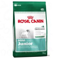 Royal Canin Mini Junior Hundefutter - - 3 kg