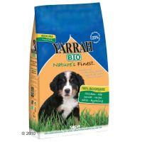 Yarrah biologische brokken voor pups en kleine rassen -