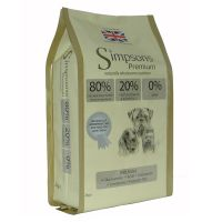 Simpsons Premium Dry Dog Food