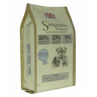 Simpsons Premium Dry Dog Food