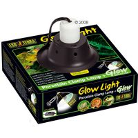 Hagen Exo-Terra Glow Light Porselein Klemlamp - - Ø ca.
