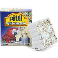 Pitti Knaagsteen met schelpengrit - - 1 Stuk
