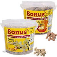 Marstall Bonus Snoep Pellets - - 1,5 kg Appel +Wortel
