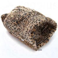 Knuffelzak Jungle - - Luipaard design