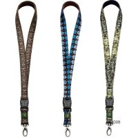 Hunter keycord Krazy - - Scotty (Geruit blauw)