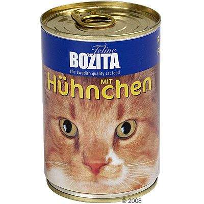 Bozita Canned Food 6 x 410 g - Chicken