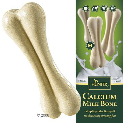 Hunter Calcium Milk Bone - Saver Pack: 5 x Medium