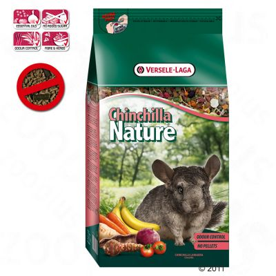 Nature pour chinchilla - 2 x 10 kg*