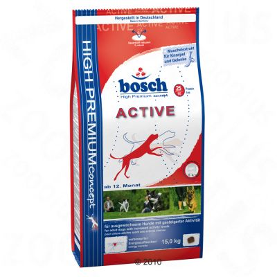 Bosch Active - Economy Pack: 2 x 15 kg