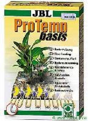 JBL ProTemp Basis Aquarium Heater - ProTemp Basis 250 - 4 m