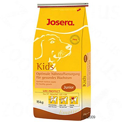 Josera Emotion Kids – Sparpaket 2 x 15 kg